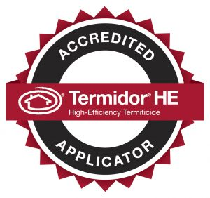Termidor accredited applicator